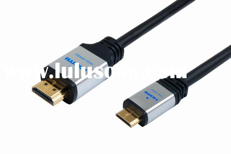 High Speed HDMI Cable with Ethernet  HDMI A to HDMI C type 1.5M