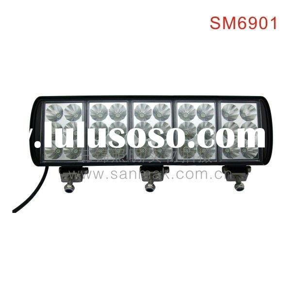 New-90W high power offroad rescue vehicle LED light bar SM6901