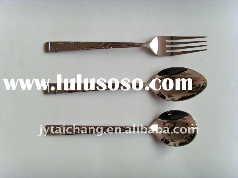 Ss020 stainless steel cutlery set