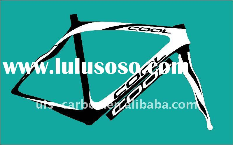 full carbon bike frame/road bicycle frame/carbon cycle bike parts