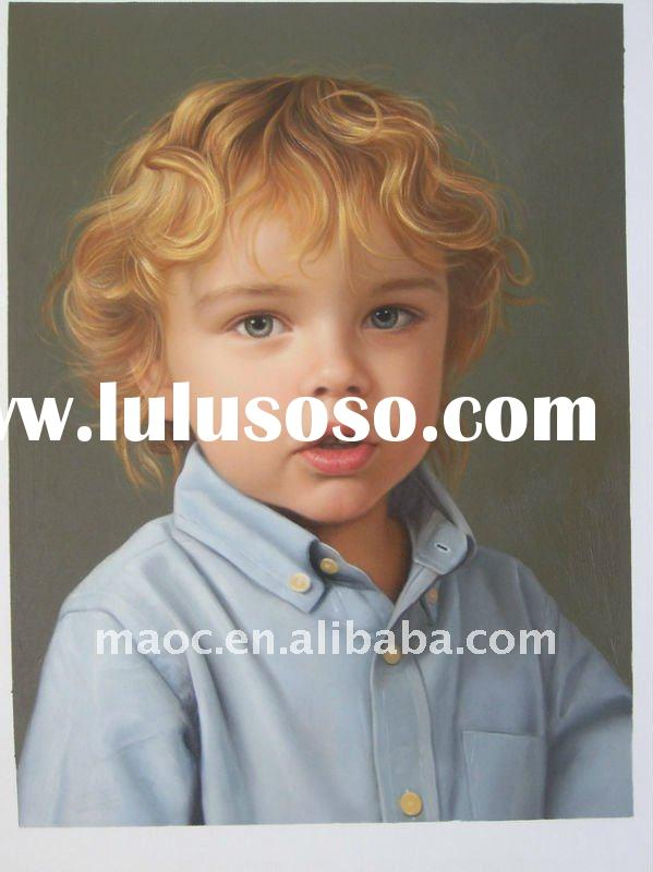 100% handmade figure portrait oilpaintings on canvas