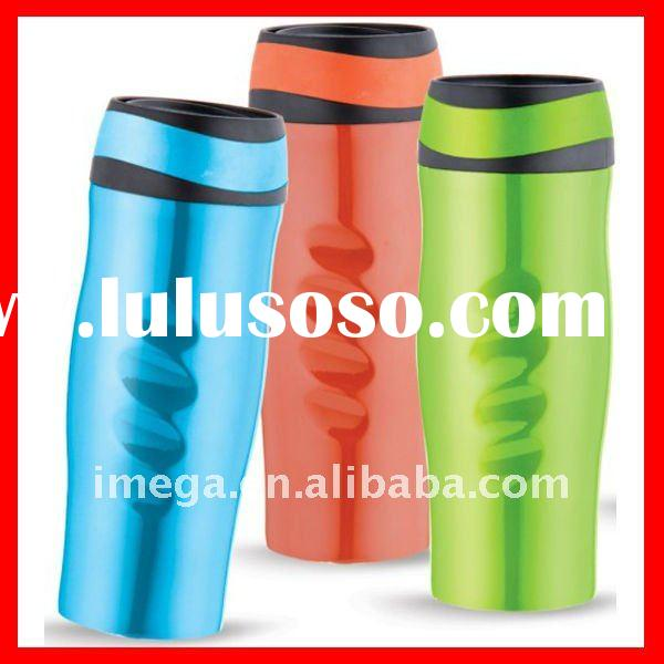 16 OZ Double Wall Stainless Steel Travel Tumbler