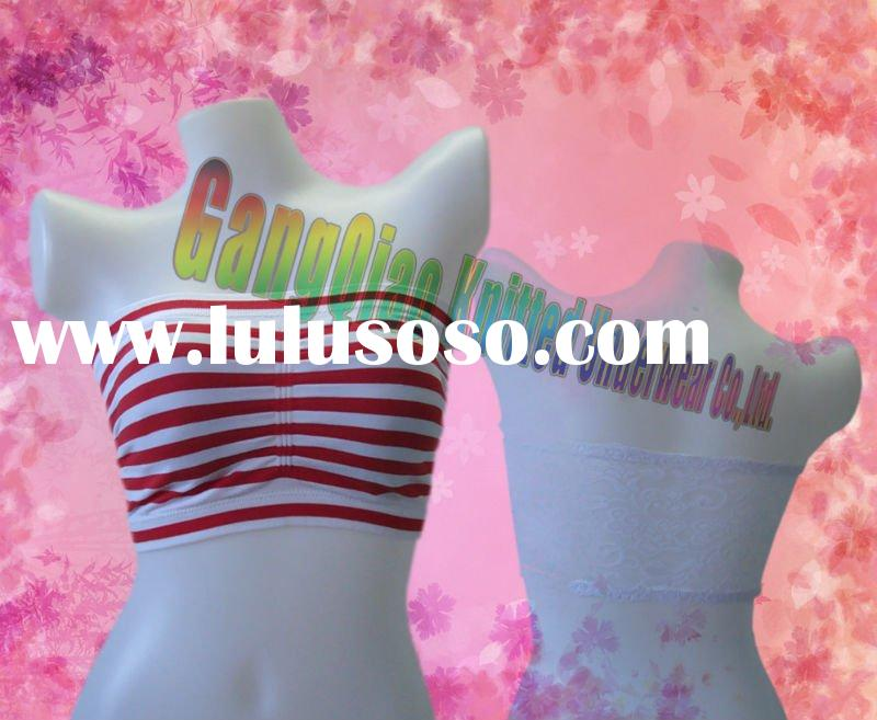 2012 New-style Hot Female Seamless Moulded-cup Bra