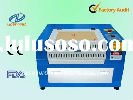 50*30cm laser engraving& cutting machine for Christmas gifts and invitation cards