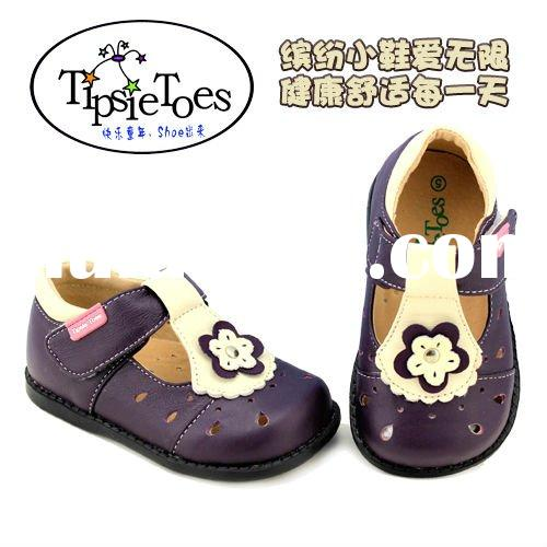 Foreign environmental sheepskin shoes children shoes TipsieToes