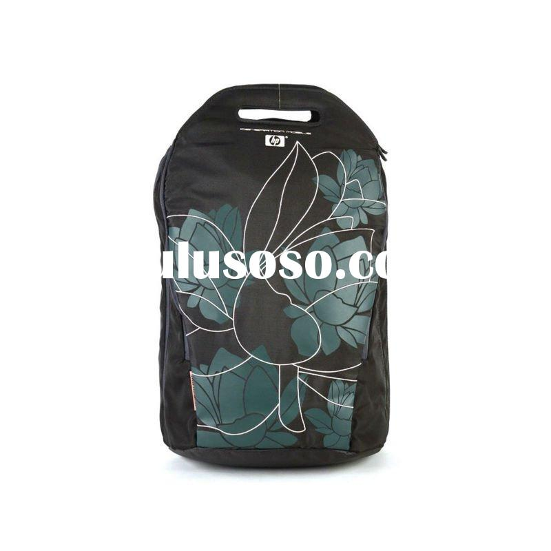 Multi functional laptop travel backpack