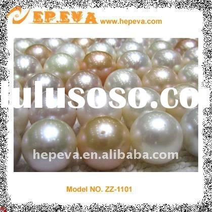 Natural Freshwater Loose Round Pearl