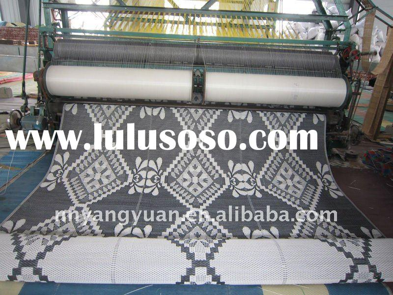 Fashion washable plastic pp woven cheap floor mats wall to for Cheap wall to wall carpet