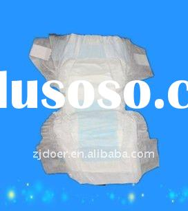 high quality absorbent baby diapers