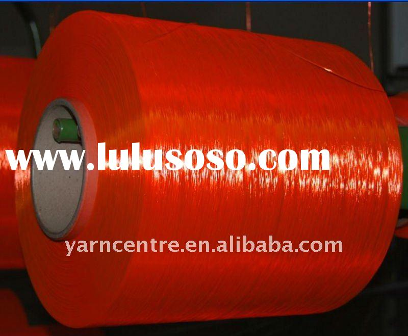 industrial 100% high tenacity polyester yarn