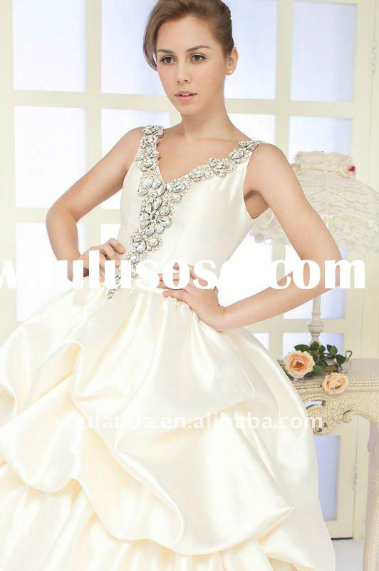 2011 New Style Wedding Dress
