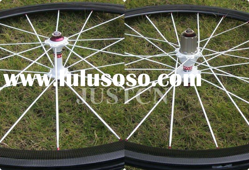 38mm Carbon clincher wheelset