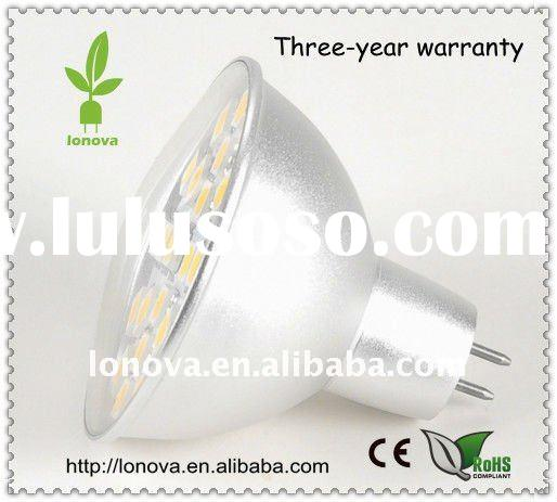 3.5w mr16 led  light 24smd
