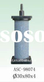 ASC-98074 Ceramic Air Stone with Plastic Base 30*80*4mm