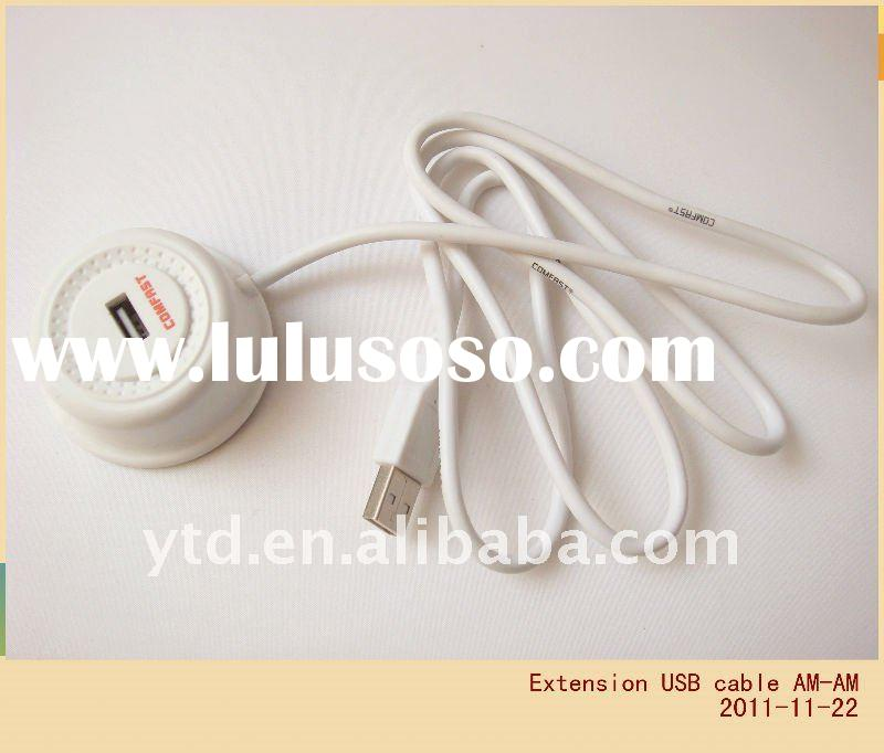 Extension USB cable AM-AM at high speed
