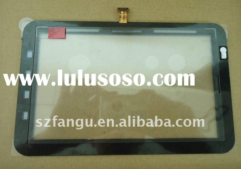 For samsung P1000 tab digitizer/for Galaxy touch screen