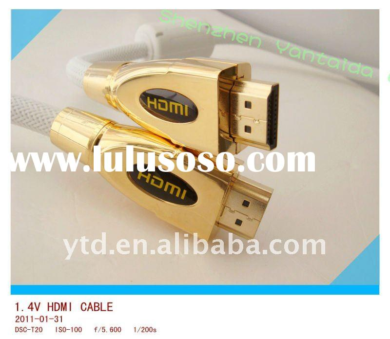 High speed HDMI cable support HDTV,HD player,Set-top box
