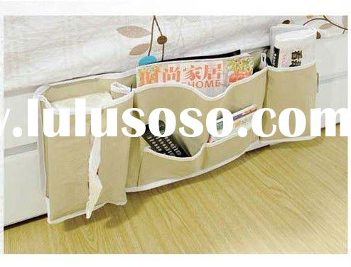 Japanese style home furniture Bed Hanging Pouch Bed Hanging Storage Bag housing bag