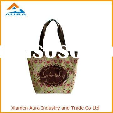 Nylon bag for shopping