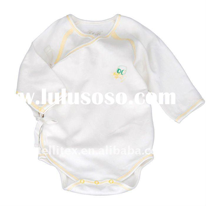 Organic Cotton Baby Romper Baby Clothes Children Clothing Kids Clothes