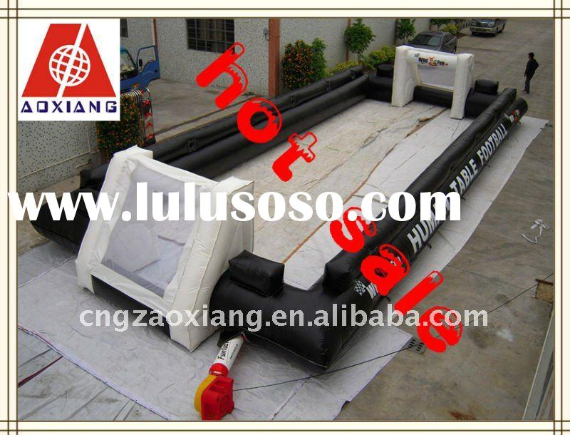 hot sale sporting goods inflatable football court