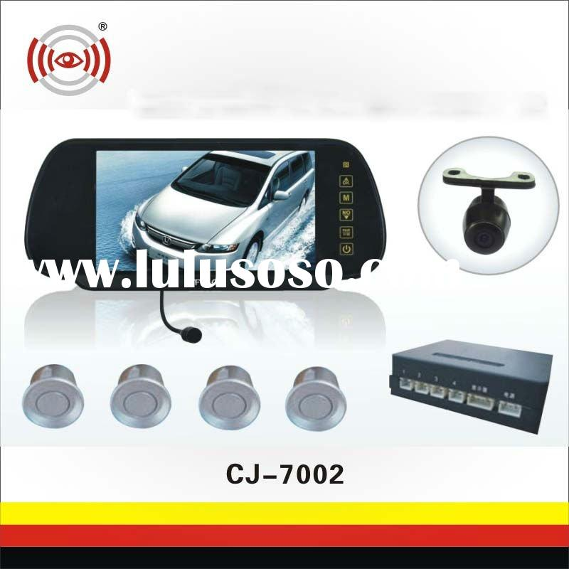 7  inch  Car rearview mirror system