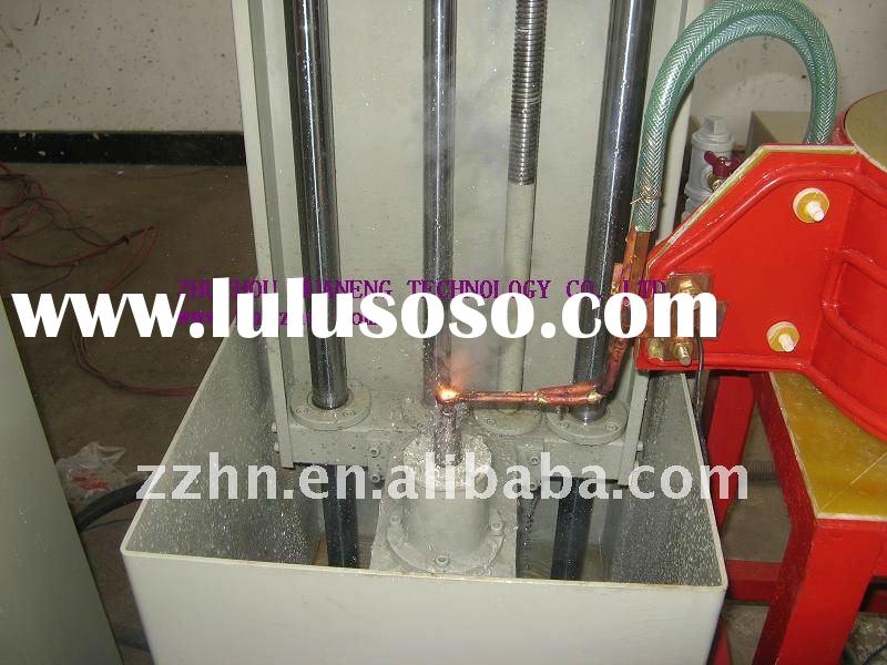 Full automatic induction hardening and tempering furnace