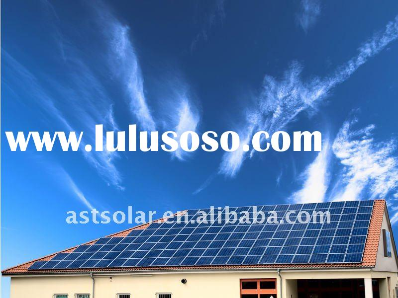 High Efficiency 2000W Off Grid Solar System For Home Or Business use