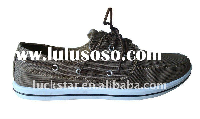 MEN INJECTION CANVAS SHOES