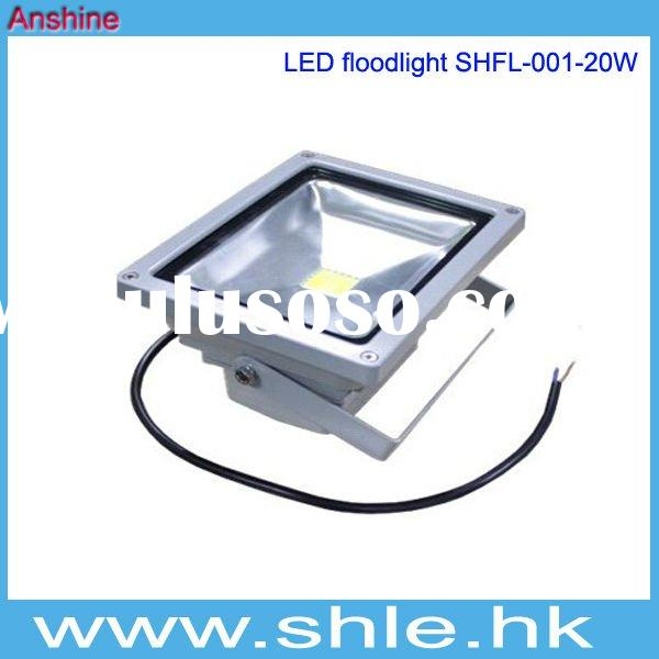 20w outdoor led projector light
