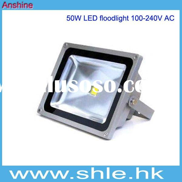 50w High brightness high power led flood light