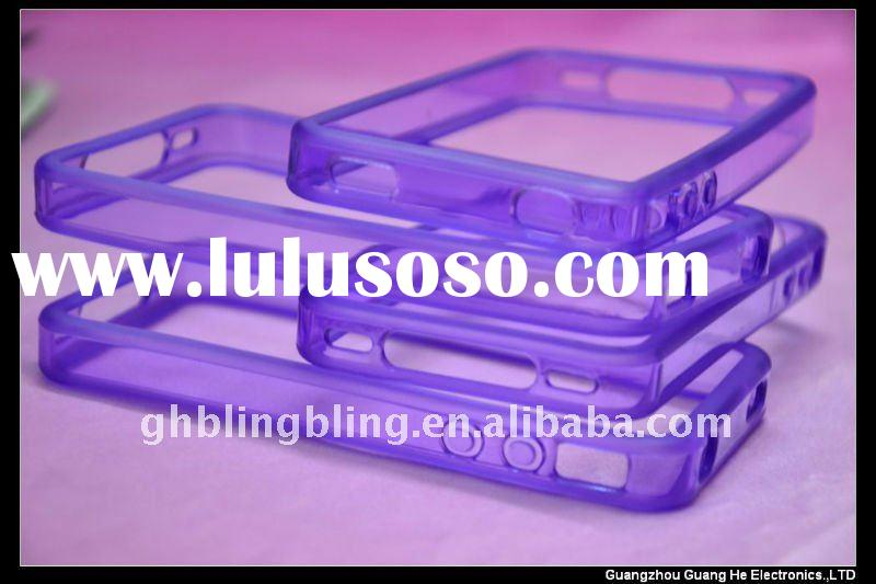 Bumper Frame Case Skin Cover for Apple iPhone 4S