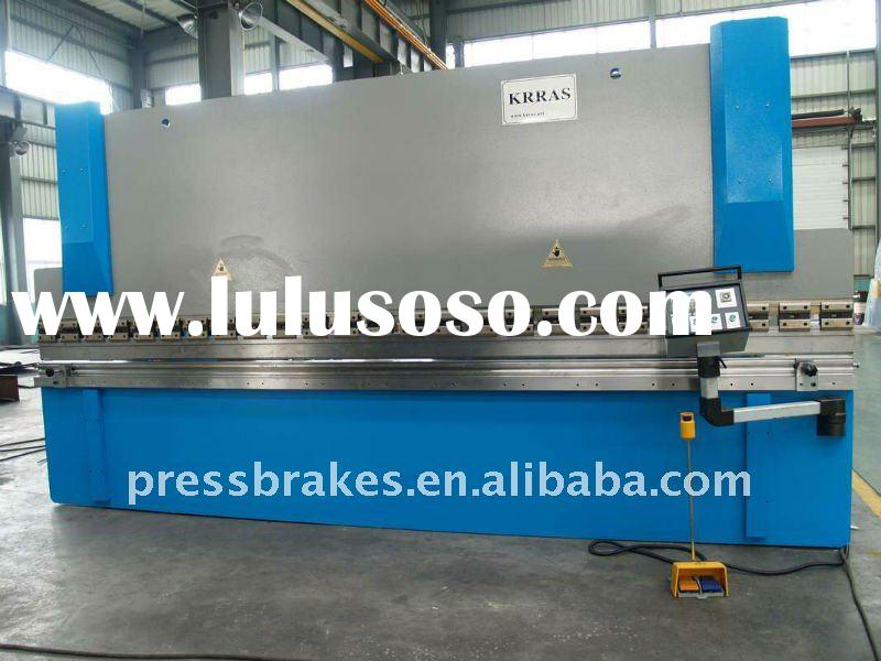 CNC hydraulic press brake bending machine