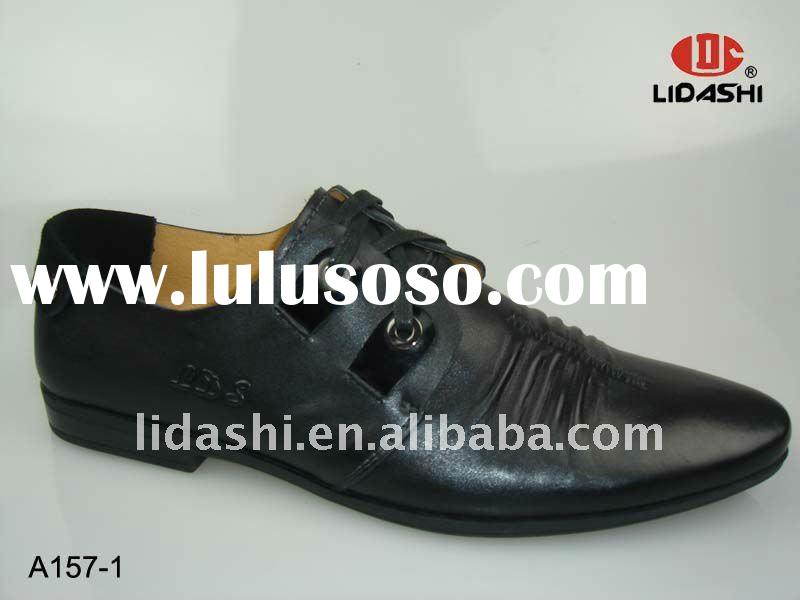 Factory Wholesale Fashionable Dress Shoes Men