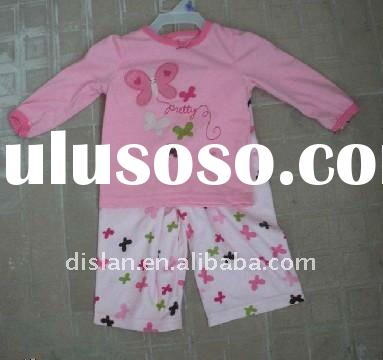 Girl's long sleeve Clothing Sets