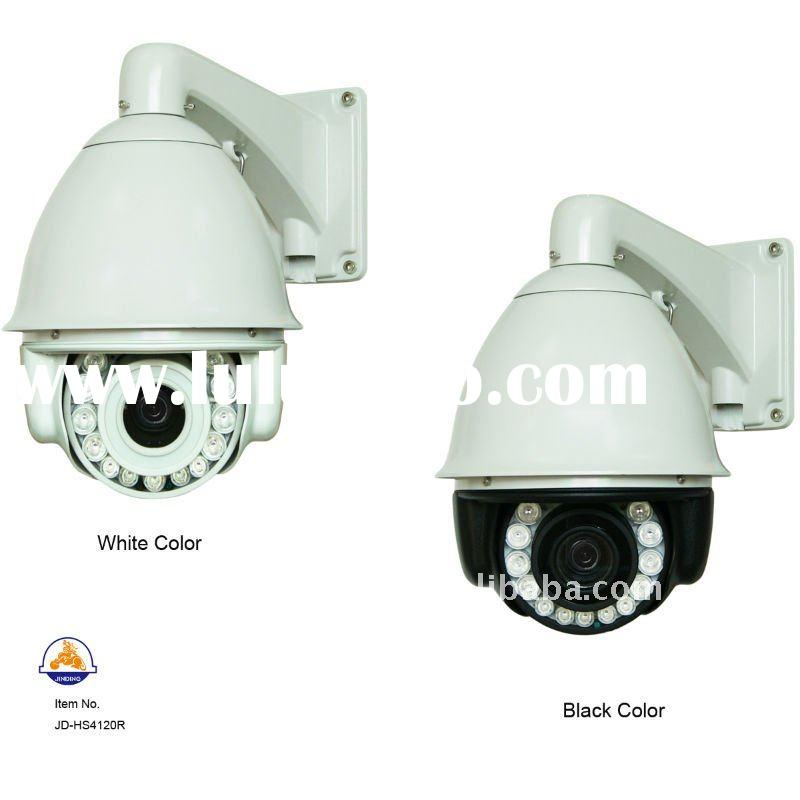 7Inch IP66 140M long Auto Tracking High Speed Dome Camera JD-HS4120R
