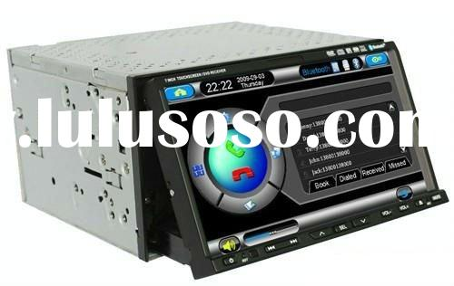 Autoradio 2 din radio dvd gps player stereo headunit audio system