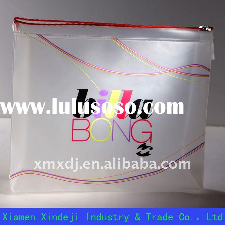 Clear EVA bag for cosmetics