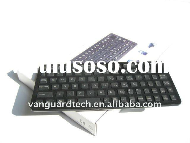 84keys Mini Wireless Bluetooth Keyboard For iPhone For ipad2