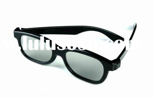 custom circular polarized 3D glasses 502, CE approved