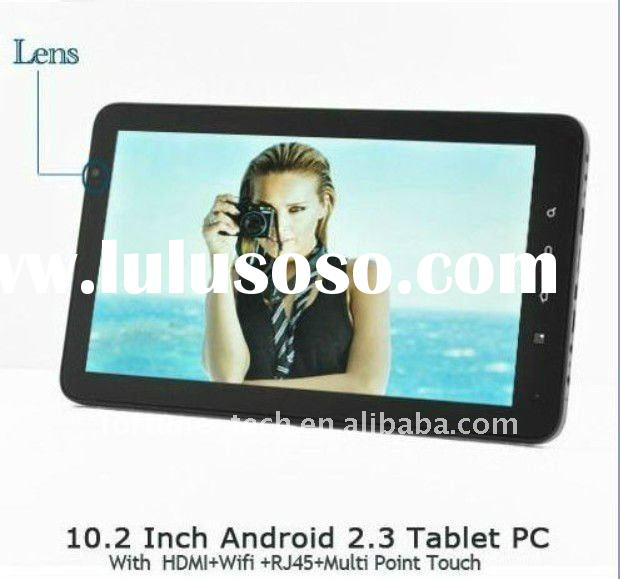 C91 10.2 inch Capacitive epad bluetooth HDMI android 2.3 tablet pc