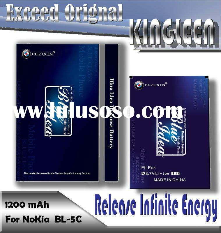 Fit for Nokia BL-5C phone battery 1200mAh