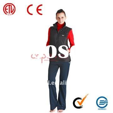 HJ-625P battery operated outdoor sport heated vest with far infrared