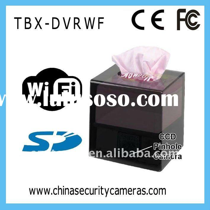 H.264 Sony CCD HD WIFI IP Camera