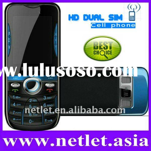 New High Quality Dual SIM Lowest Mobile Phone