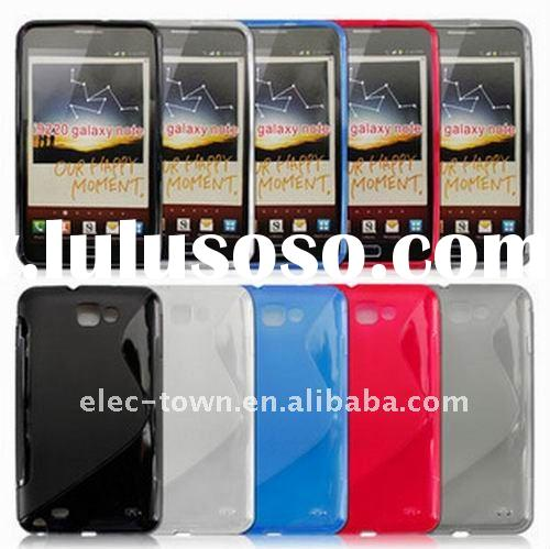 TPU Gel Case Cover for Samsung Galaxy Note I9220