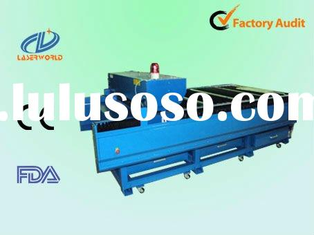 YH-G1630 laser cutting machine for fabrics