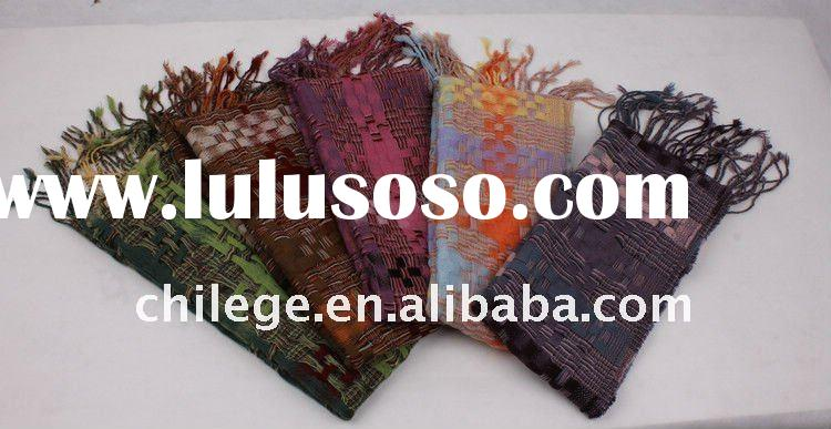 fashion wool knitted scarves/lady scarf