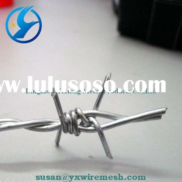 hot**Militery galvanized barbed wire