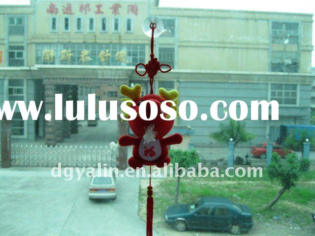 promotional gift dragon toy,plush dragon toy,dragon toy Chinese knot